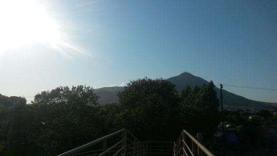 Manhã de quarta feira14/9/16 Pico da Ibituruna.