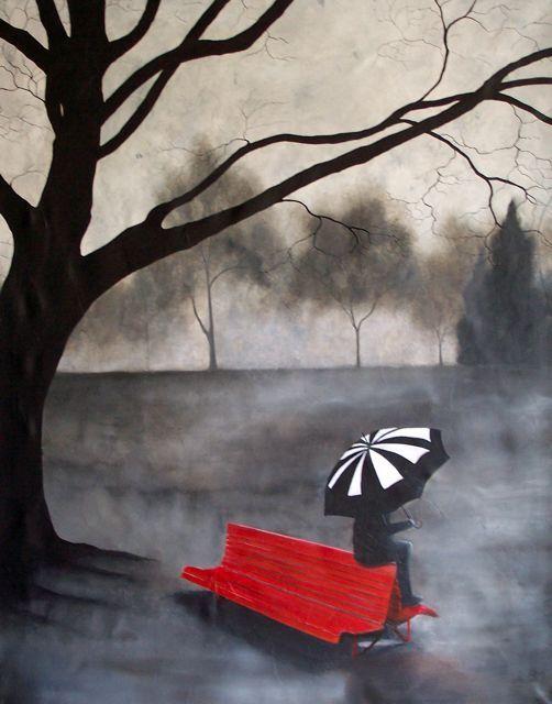 Resultado de imagen para dias de lluvia pintura