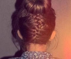 One day I will have long hair, and do this!