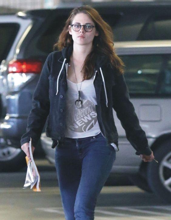American Film Actress Kristen Stewart Biography