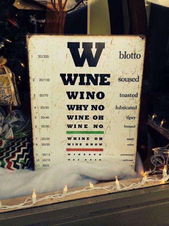 Eye Chart Wines Ibovnathandedecker