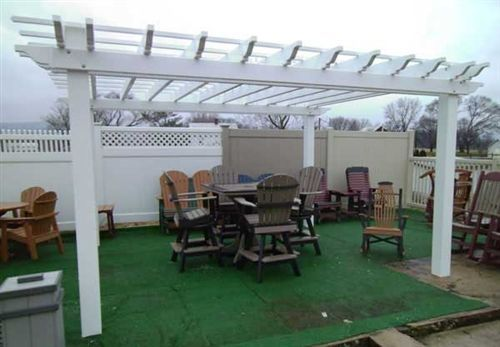 14x16 Vinyl Pergola Kit Alan S Factory Outlet White Pvc Pergola Kits Outdoor Pergola Pergola Patio Pergola Plans
