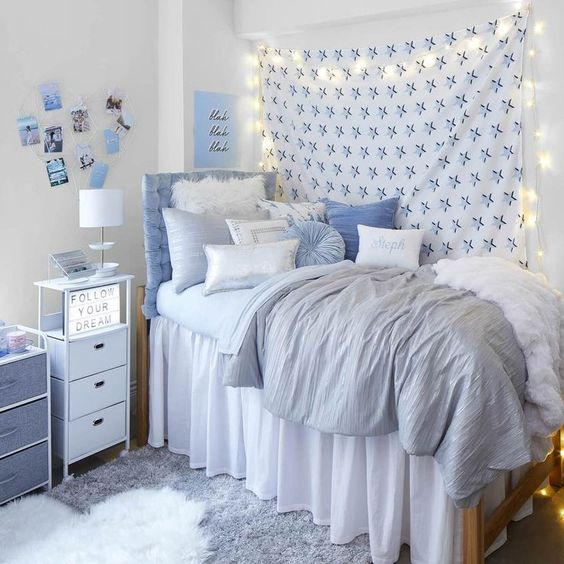 7 Different Themes For Your Dorm Room This Fall