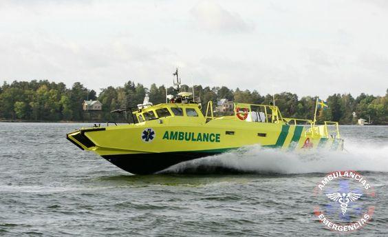 #AMBULANCIAS NAVALES Nueva unidad naval para nuestra colección a vuestra disposición. Pero, ..  http://ambulanciasyemerg.blogspot.com.es/2014/12/ambulancias-navales.html