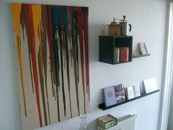 deko and diy and crafts on pinterest. Black Bedroom Furniture Sets. Home Design Ideas