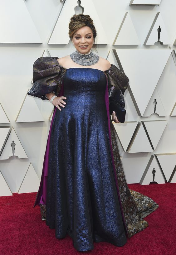 Ruth Carter at Oscars 2019