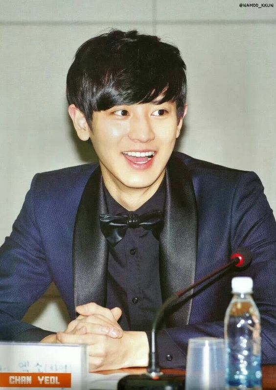 Star M Magazine #Chanyeol