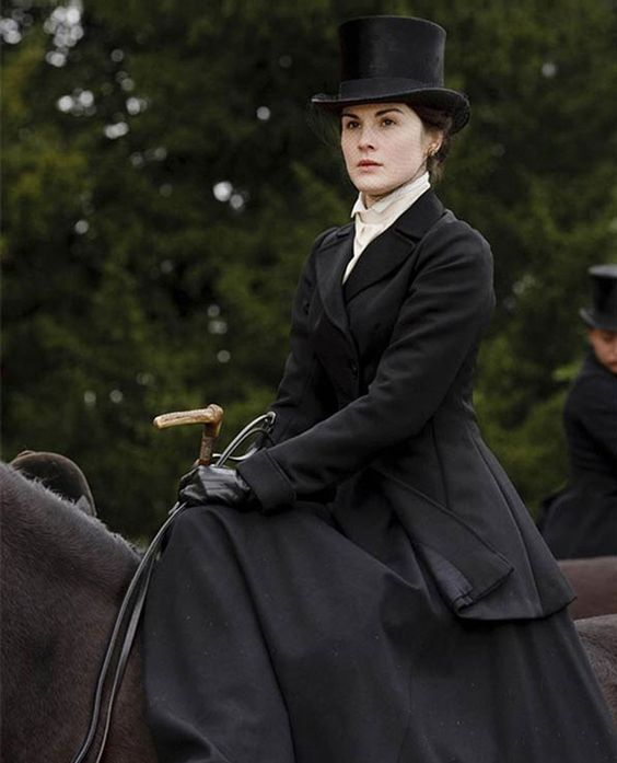 Michelle Dockery dans le rôle de Lady Mary