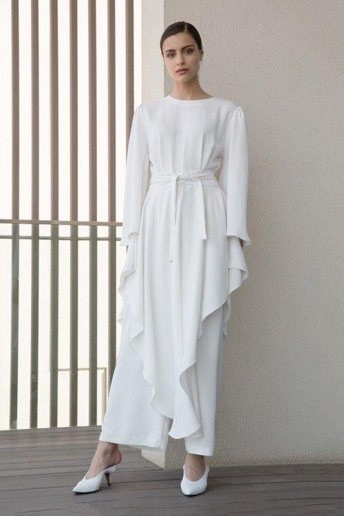 Eliza Model Pakaian Pakaian Gaun