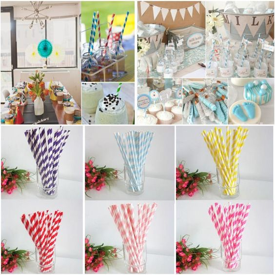 $1.25 Cheap straw slipper, Buy Quality straw shoe directly from China straw christmas decoration Suppliers: Pack of 25 pcs Biodegradable Paper Drinking Straws Wedding Party Decoration Casamento Hot SellUS $ 1.32/lot5 PCS Novelty
