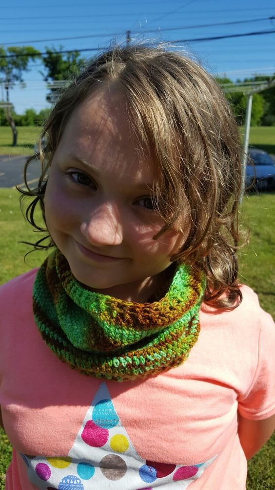 The Stack Cowl  Pattern is http://www.ravelry.com/patterns/library/the-stack-cowl  Yarn is Grasshopper available in our shop blackcatfibersllc.etsy.com