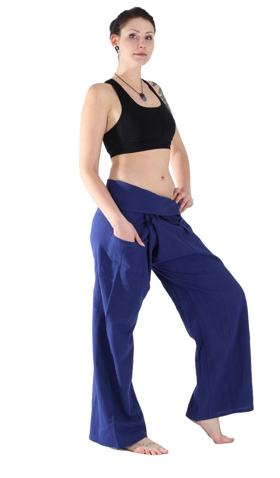 extra Long Thai Fisherman Pants. 100% Cotton 100% Fair Trade