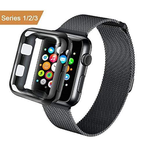 Jwacct Apple Watch Armband 38mm 42mm Milanese Edelstahl Metall Ersatz Uhrband Sport Uhrenarmband Fur Apple Apple Watch Bands Apple Watch Apple Watch Bands 42mm