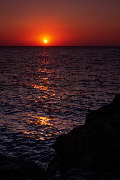 From Cap D'artrutx,  Menorca, Spain Copyright: Javier Ruda