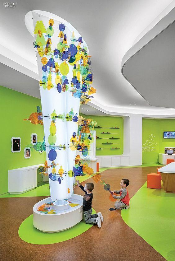 art interior design - Playgrounds, rt work and Storage on Pinterest