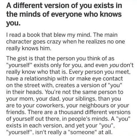 Who Am I Even Psychology Fun Facts Psychology Facts Funny Quotes About Life