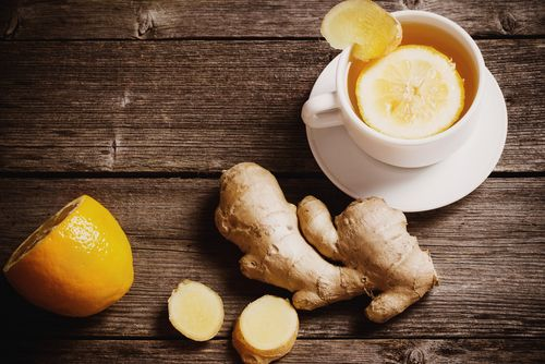 This Miracle Ginger Tea Dissolves Kidney Stones And Cleans The Liver ----------------------------------------- ■ 1 tablespoon of raw, organic, unfiltered honey.......................... ■ 1/4 teaspoon of ground ginger.... ■ 1/4 teaspoon of ground turmeric. ■ 1/4 cup of coconut milk............. ■ 1 cup of purified water.