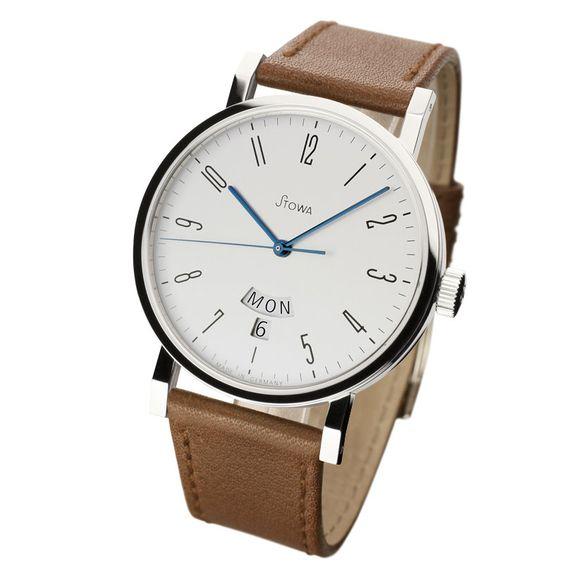 A wrist need. Stowa. Antea 390 Day-Date.
