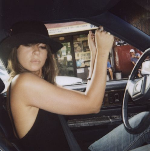 Chan Marshall (Cat Power). Hands down favorite female artist plus she's beautiful to boot.