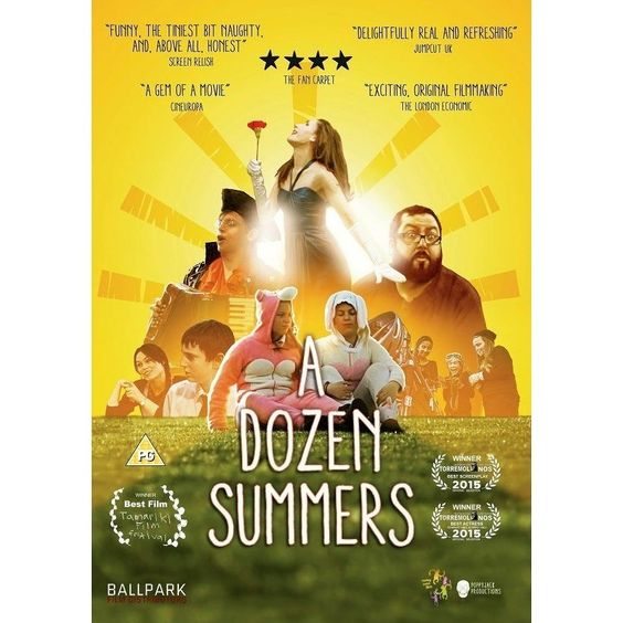 Win a DVD of the Delightful and Quirky A Dozen Summers  #ADozenSummers #ColinBaker #EwanMacintosh #KentonHall http://bit.ly/2a5G8ZW #BlazingMinds http://bit.ly/3JrsaG