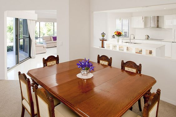 Inside the dining are of luxury home. #dining #design #luxuryhome