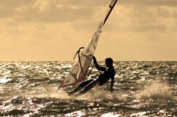 windsurfing amrum 2004