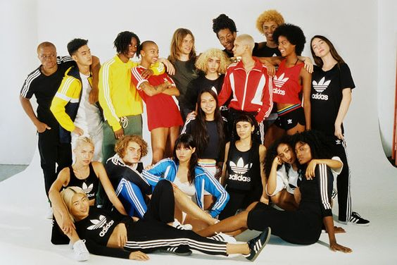 """God Save the Queen and all: Urban Outfitters x adidas -  """"We the Future"""" Campa... #urbanoutfitters #adidasoriginals #wethefuture #campaign"""