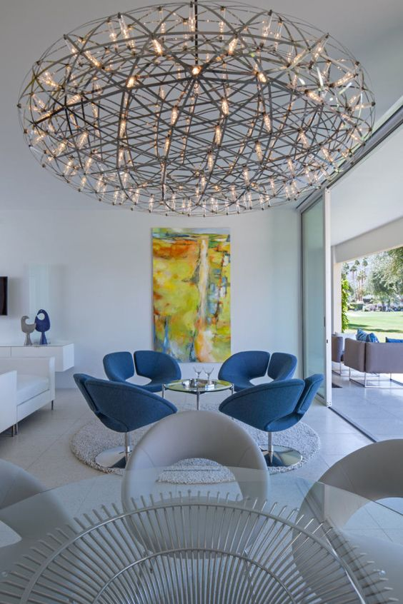 An Updated Mid Century Palm Springs Retreat Spring Inspirational And Modern Interior Design