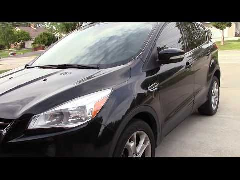 How To Replace Cabin Air Filter 2013 2017 Ford Escape Youtube Ford Escape 2017 Ford Escape Cabin Air Filter
