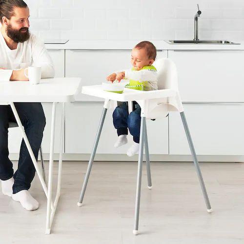 IKEAの赤ちゃん&子供用ハイチェアならANTILOPとURBANがおすすめ