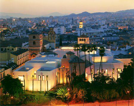 La antigua judería de la ciudad de Málaga
