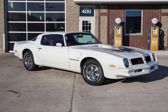 1976 Pontiac Trans AM 400 Ci V8.