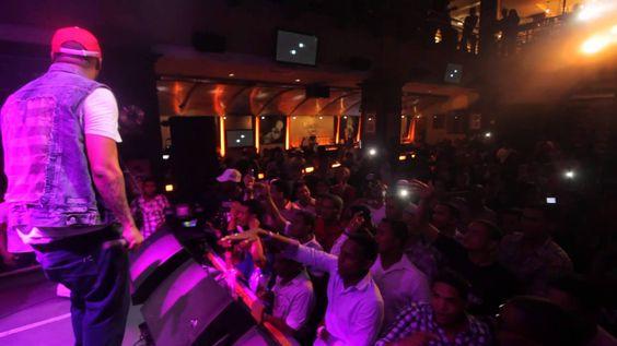 Lapiz Conciente - Concierto Hard Rock Cafe Santo Domingo