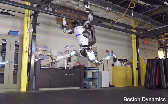 Watch: Boston Dynamics' robots are now better at moving around than most humans | SOFREP