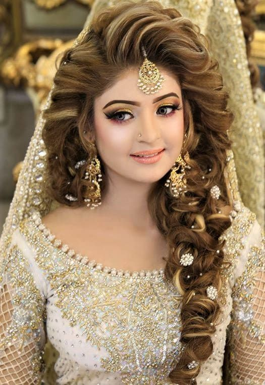 Latest Kashees Bridal Makeup 2019 For Wedding In 2020 Girl