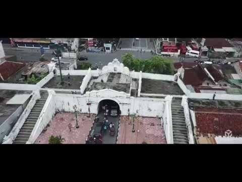 Jogja Okey Video Drone Wonderful Yogyakarta