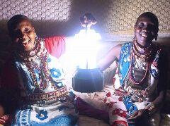 Barefoot College Masaai Kenya Solar Grandmother