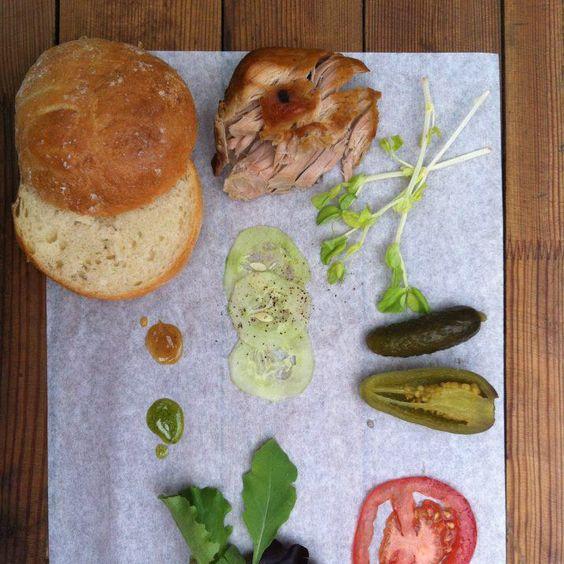 Big Stuff Smoked Barbecue mit den leckersten Sandwiches in Berlin | creme berlin