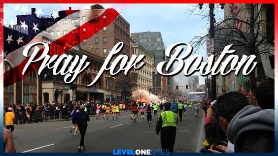 Pray For Boston 4/15/13  www.levelonesites.com