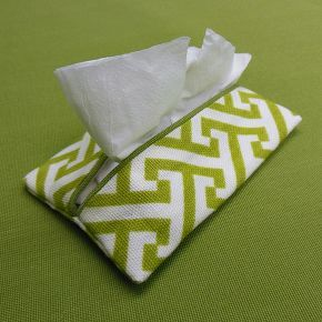 quick and easy tissue holder, how to, Quick An Easy Tissue Holder