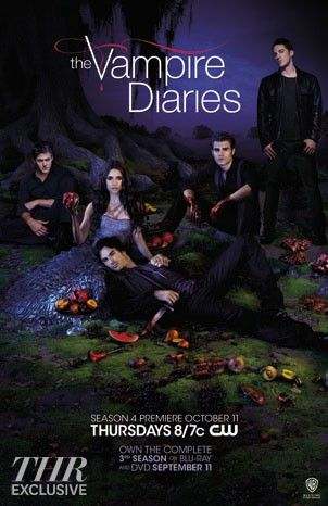 'The Vampire Diaries' - Click image to find more Film, Music & Books Pinterest pins