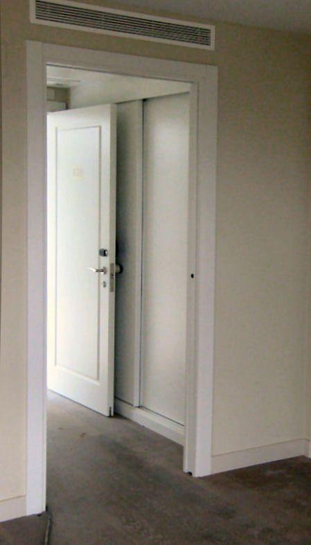 Puertas hospital puertas de madera socios aitim for Puertas minguela