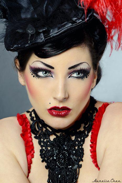 Comtesse Burlesque by ~AurelieChen on deviantART                                                                                                                                                     More