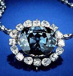 44+Carats of Hope Diamond