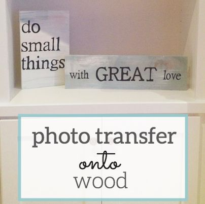 The easiest way to transfer photos or words onto wood for How do i transfer a picture onto wood