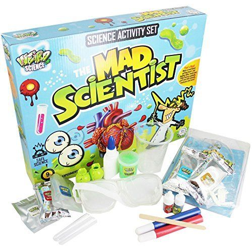Galt Toys Slime Lab Kit Science Explore Discover Experiments Christmas Gift UK