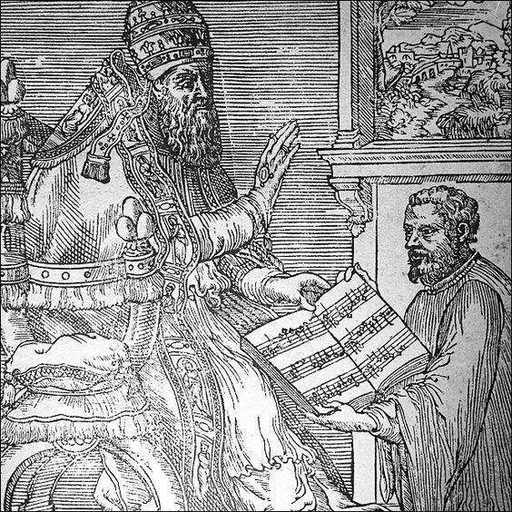 Rome J-11  Pèlerinage #SumPont2015 #SummorumPontificum  Palestrina et le Pape Jules III  #Populus #Summorum #Pontificum #pellegrinaggio #Roma #Паломничество в #Рим.