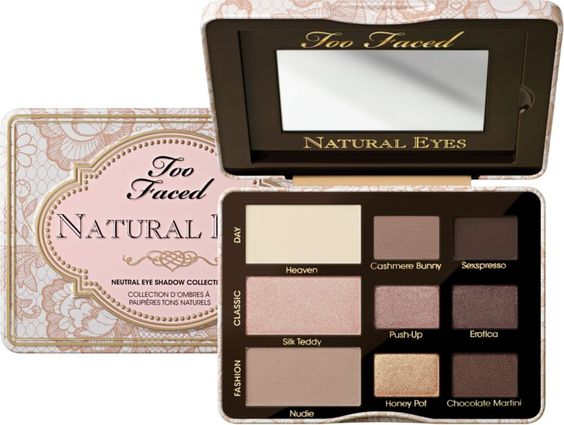 Too Faced Natural Eyes Collection Ulta.com - Cosmetics, Fragrance, Salon and Beauty Gifts