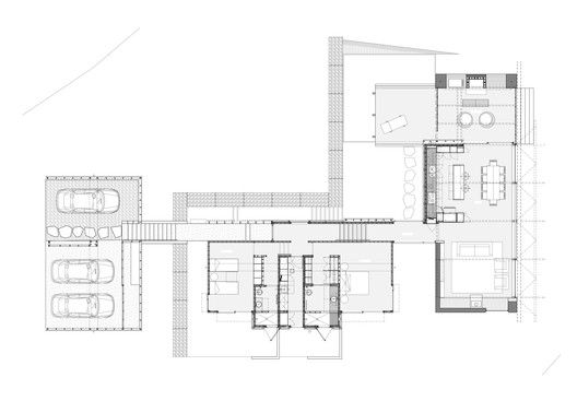 Gallery Of Tutukaka House Herbst Architects 32 House Floor Plans Floor Plans Architect
