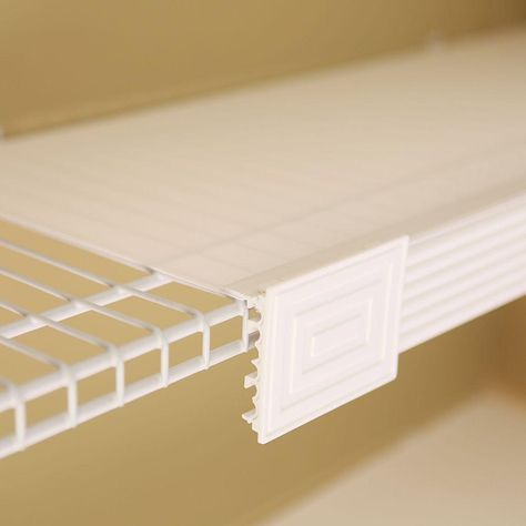 White Shelf Liner Kit Set Of 3 Fenstergestaltung Haus Dekor
